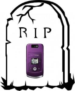 RIP phone