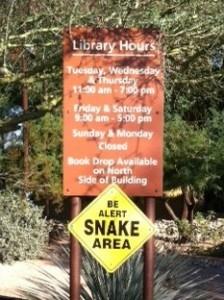 Snake Area
