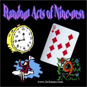 Random Acts of Nine-ness
